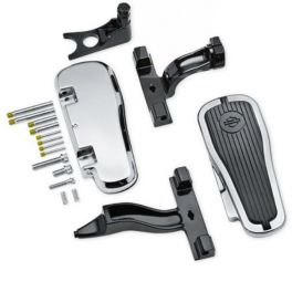 Crested Bar & Shield Passenger Footboard and Mount Kit-LCS5037707A