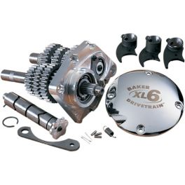 6-SPEED TRANSMISSION GEAR SET FOR XL AND BUELL DS-326101