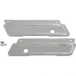 PERFORMANCE MACHINE SADDLEBAG LATCH COVERS