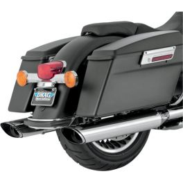 EPA COMPLIANT TWIN SLASH SLIP-ON MUFFLERS