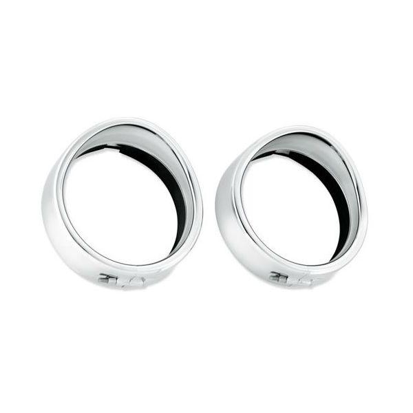Visor Style Passing Lamp Trim Ring Lcs6973205 Lcs Motorparts