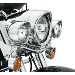 Visor Style Headlamp Trim Ring LCS6973405