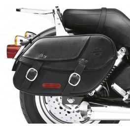 Dyna Leather Saddlebags LCS9036906D