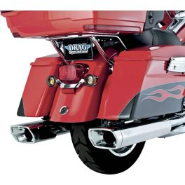 MONSTER SQUARED SLIP-ON MUFFLERS