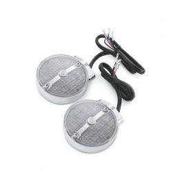 Bar & Shield Rear LED Turn Signals LCS6812710