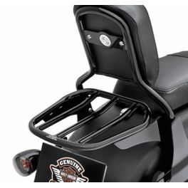 Custom Tapered Sport Luggage Rack- Gloss Black LCS5426310