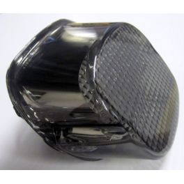 """Bad Ass"" LED Strobing Laydown Tail Light for H-D Street Glide"
