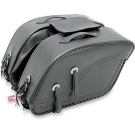 """FUTURA 2000"" DETACHABLE SLANT SADDLEBAGS"