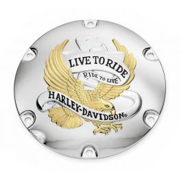 Live To Ride Derby Cover LCS2512704A