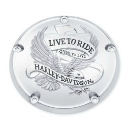 Live To Ride Derby Cover LCS2537202A