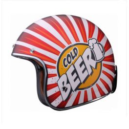 OF583 BOBBER COLD BEER HELMET