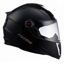 FF392 JUNIOR BLACK HELMET