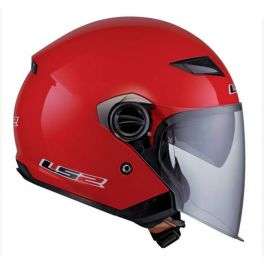 OF569 RED HELMET