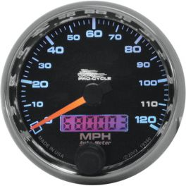 "25/8"" ELECTRONIC SPEEDOMETERS"