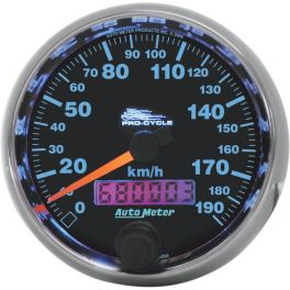 "25/8"" KM/H SPEEDOMETERS"
