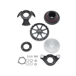 Burst Collection Screamin' Eagle Performance Air Cleaner Kit LCS29400178