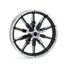 Impeller Custom 17 in. Front Wheel - Contrast Chrome LCS43300386