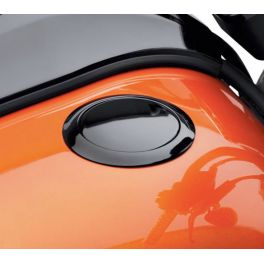 Flush-Mount Fuel Cap- Softail Blackline LCS61100007A