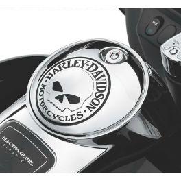 Willie G. Skull Fuel Console Door LCS6130809A