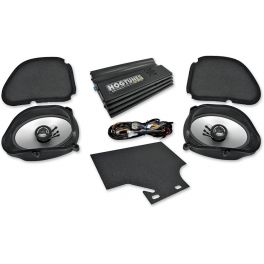 BIG RG ROAD GLIDE ULTRA AMP/SPEAKER KIT