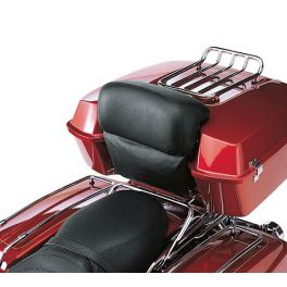 Smooth Chopped Tour-Pak Backrest Pad LCS5289898A