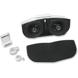 SPEAKER SYSTEM KIT FOR MEMPHIS SHADES BATWING FAIRINGS 4405-0218