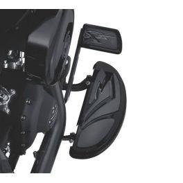 Tribal Rider Footboard Insert Kit- Half-Moon Shape LCS5026909