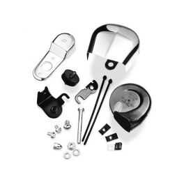 Chrome Horn Kit LCS6911295E