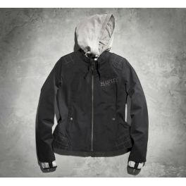 Women's Skull 3-in-1 Outerwear Jacket LCS9855214VW
