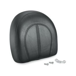 Tall Passenger Backrest Pad for Softail One-Piece Upright- Softail Deluxe Pattern-LCS5158705