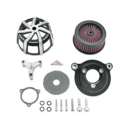 Screamin' Eagle Agitator Extreme Billet Air Cleaner Kit LCS29400063