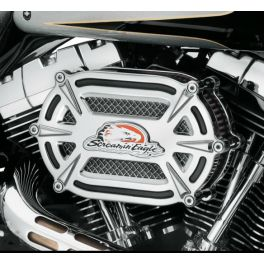 Screamin' Eagle Extreme Billet Ventilator Air Cleaner Kit LCS29400167