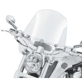 VRSCF Quick-Release Compact Mid-Sport Windshield LCS5761009