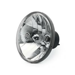 Halogen Headlamp- Clear Smooth Lens with Reflector Optics LCS6834205A