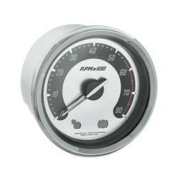 Spun Aluminum Face Tachometer LCS6752204B