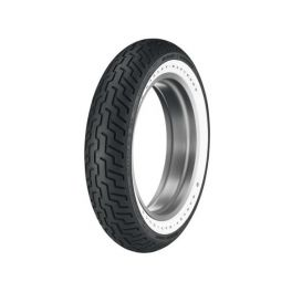 Dunlop D402F MT90B16 Wide Whitewall16 in. Front LCS4312494B