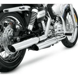 Screamin' Eagle Street Performance Slip-On Mufflers- Dyna Shorty Dual LCS8067808