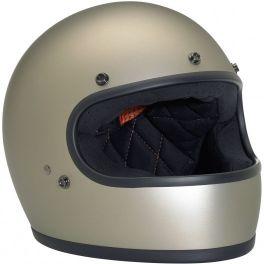 Gringo Helmet - Flat Titanium