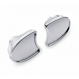 Chrome Fairing Mount Mirrors LCS56000029