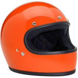 Gringo Helmet - Gloss Hazard Orange