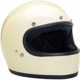 Gringo Helmet - Gloss Vintage White