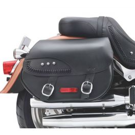 H-D Detachables Leather Saddlebags LCS8830607A