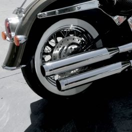 "TRU POWER 3 1/2"" SLIP-ON MUFFLERS"