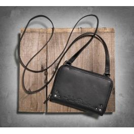Women's Leather Crossbody Bag LCS9951815VW