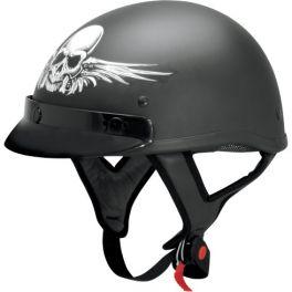 FX-70 BEANIE SKULL FL BLACK