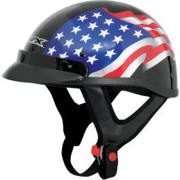 FX-70 BEANIE FLAG BLACK