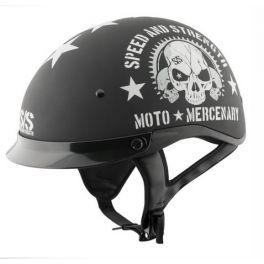 SS300 MOTO MERCENARY™ HELMET