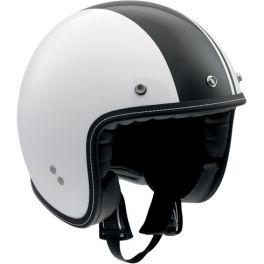 HELMET RP60 ROYAL WHITE/BLACK