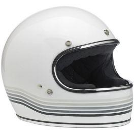 Gringo Helmet - Spectrum Gloss White