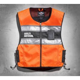 Men's Hi-Vis Vest Orange